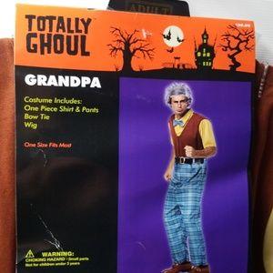 Old man / grandpa costume